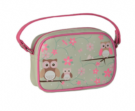 Small Handbag - Owls